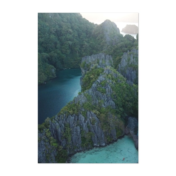 El Nido Two Lagoons by Kyle Miller
