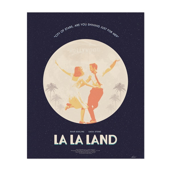 La La Land by Edward J. Moran II