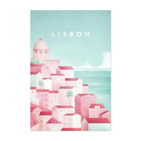 Lisbon by Henry Rivers