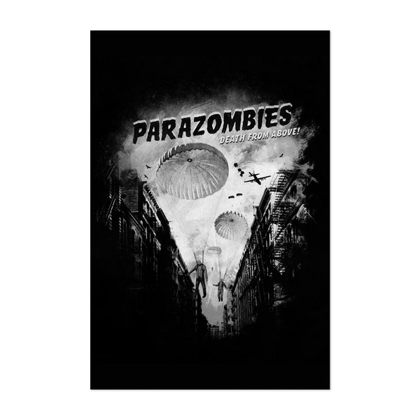 Parazombies by Florent Bodart