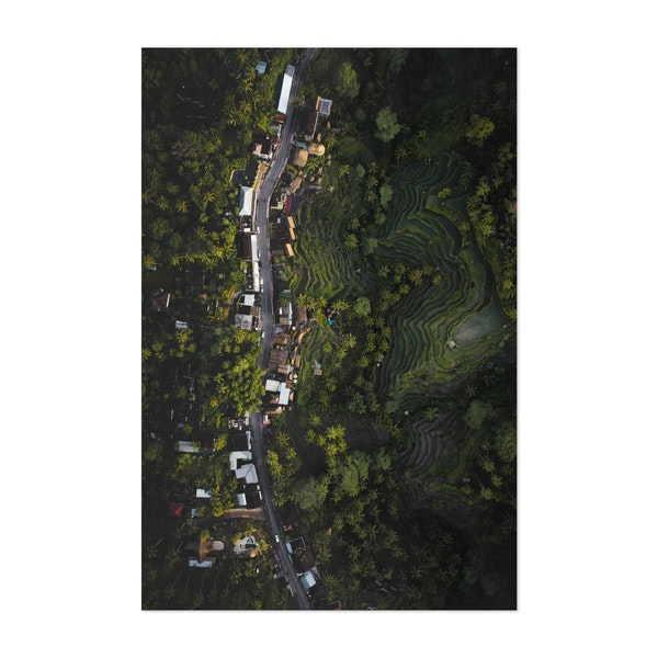 The Balinese Road by Costa Kapoor