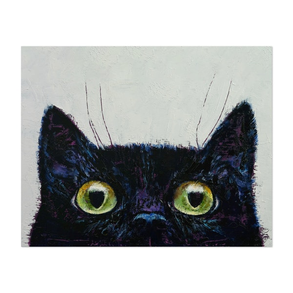 Cat Eyes by Michael Creese