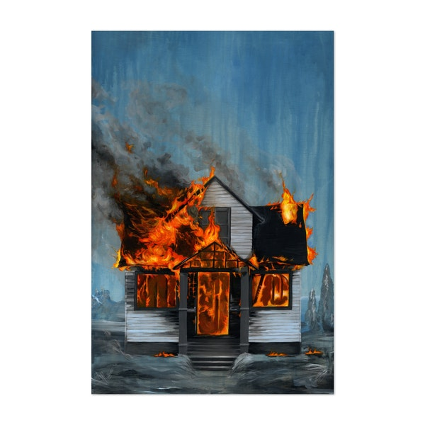 House on Fire by Famous When Dead