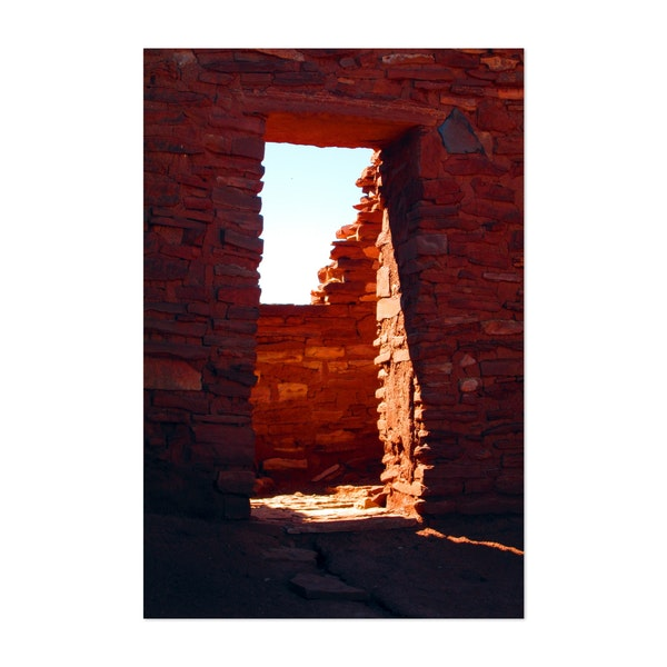 Indian Ruins Arizona by ILIA