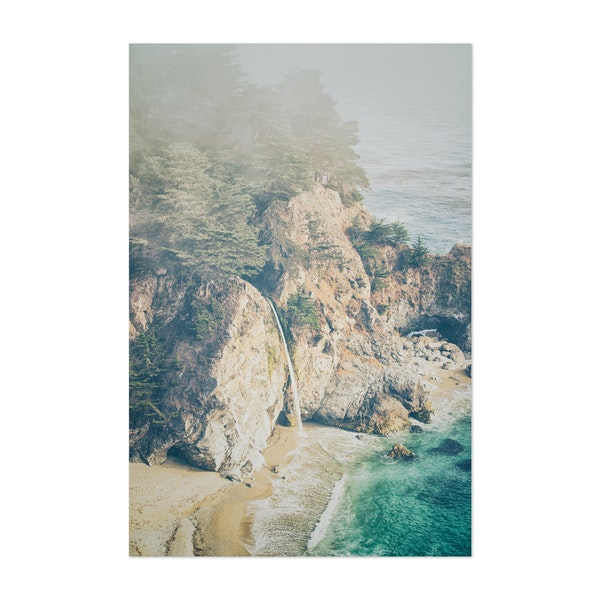 McWay Falls by Pascal Deckarm