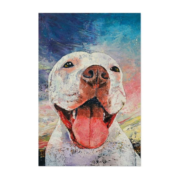 Pitbull by Michael Creese