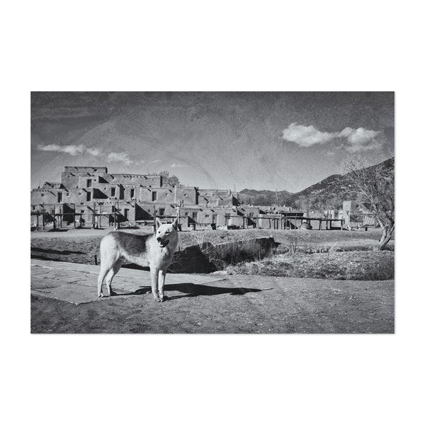 Taos by Marc Gruninger