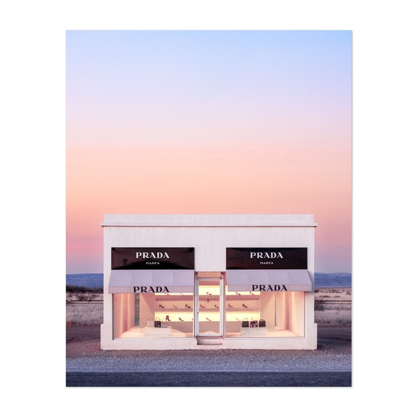 Marfa by Paul Fuentes