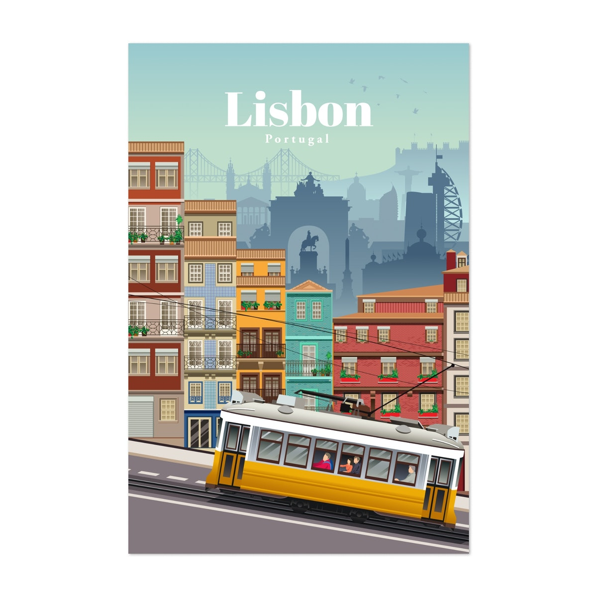 Travel to Lisbon