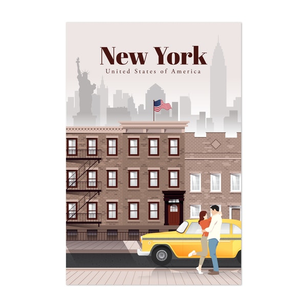 Travel to NYC by Studio 324