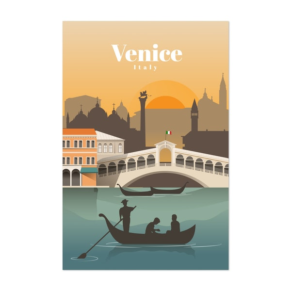 Travel to Venice by Studio 324