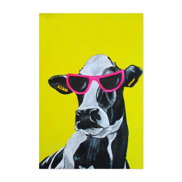 Hollywood Cow by Coco de Paris