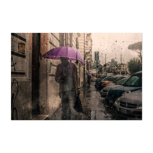 Purple Rain by Alessio Trerotoli