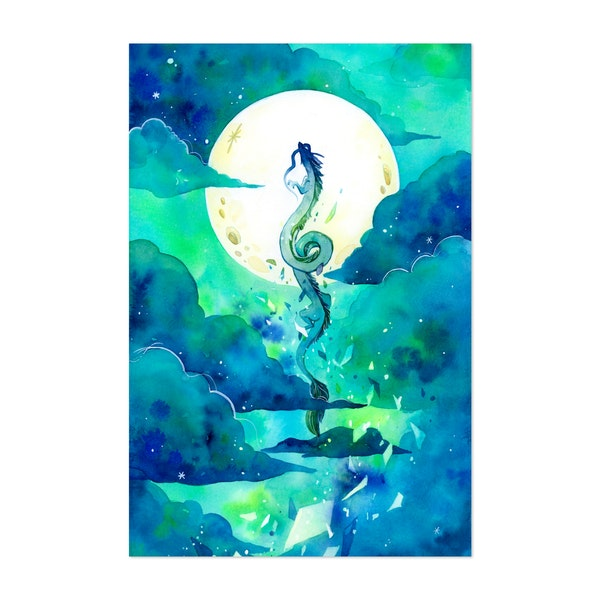 Haku by PenelopeLovePrints