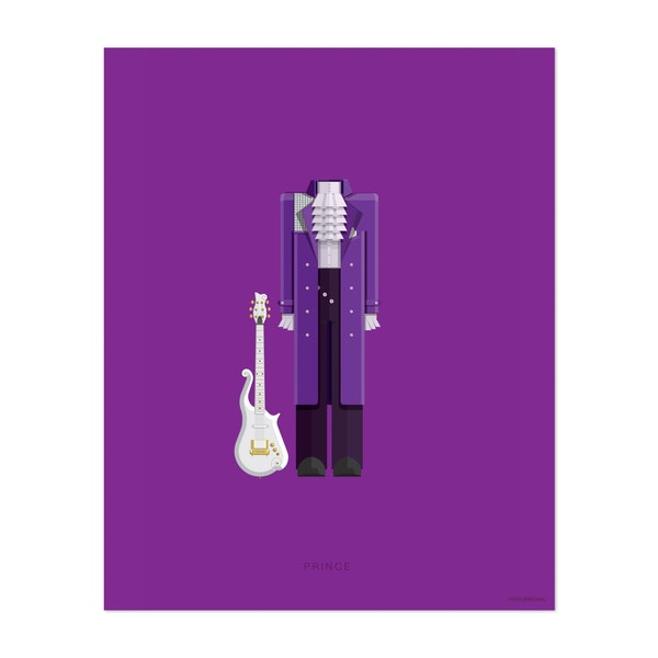 Prince by Fred Birchal