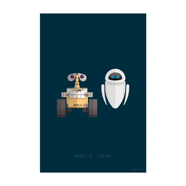 Wall-E by Fred Birchal