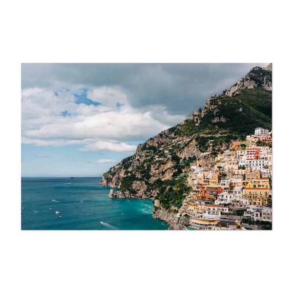 Positano Morning IV by Bethany Young