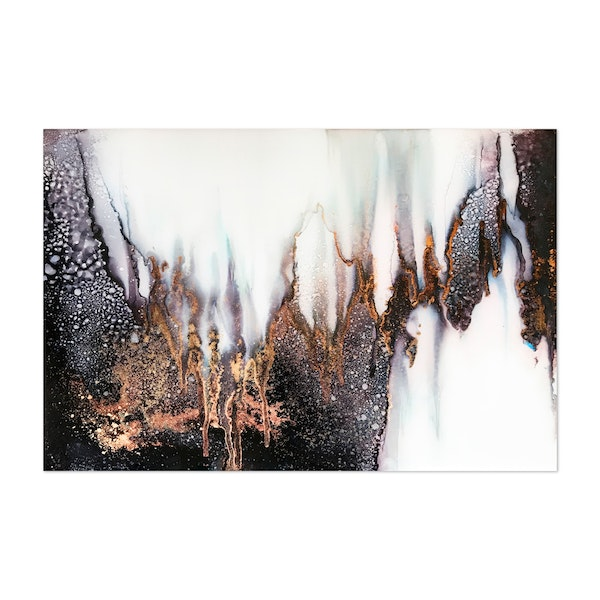 Cave by Alyson McCrink Fine Art
