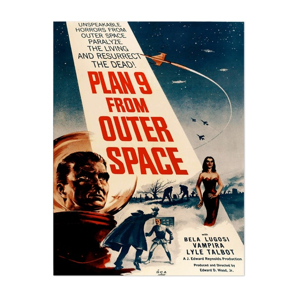 Plan 9 From Outer Space by Anonymous