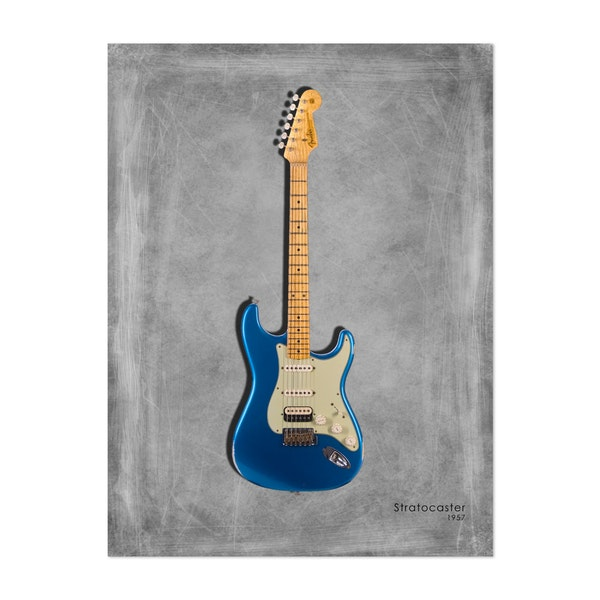 Fender Stratocaster 57 by Mark Rogan