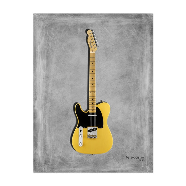 Fender Telecaster 52 by Mark Rogan