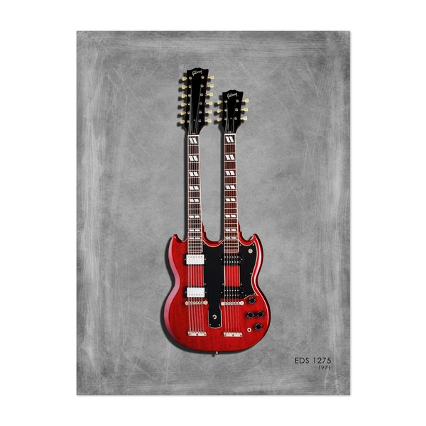 Gibson EDS 1275 71 by Mark Rogan