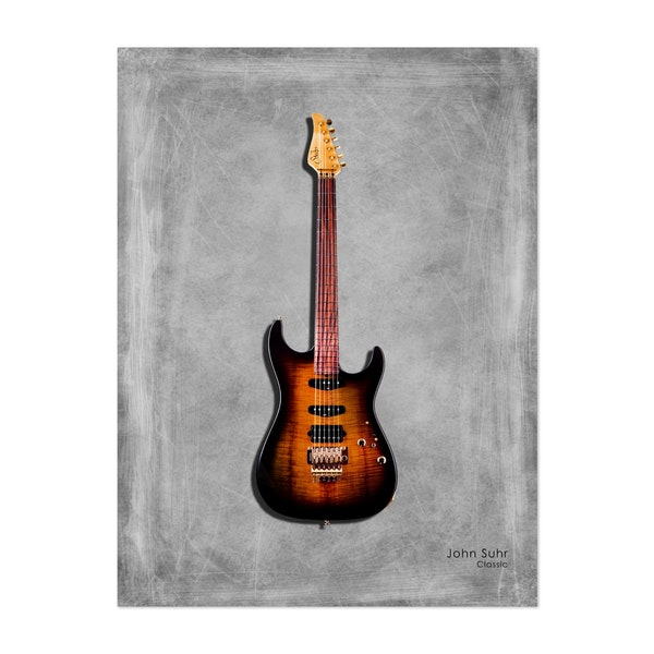 Suhr Classic by Mark Rogan