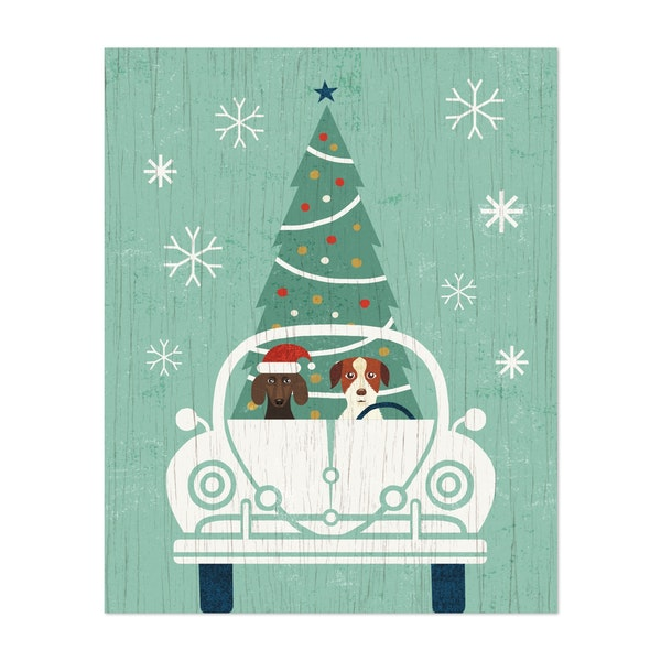 Holiday on Wheels XIII by Michael Mullan