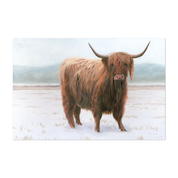 King of the Highland Fields by James Wiens