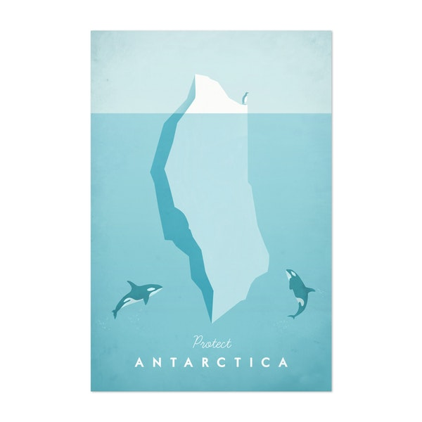 Antarctica by Henry Rivers