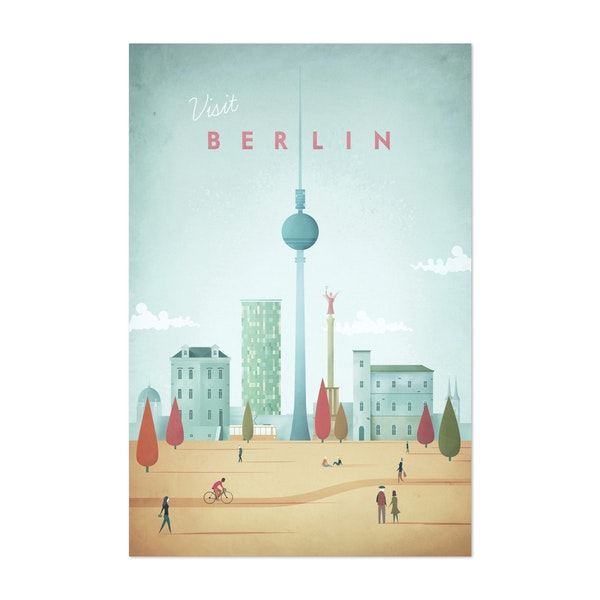 Berlin by Henry Rivers