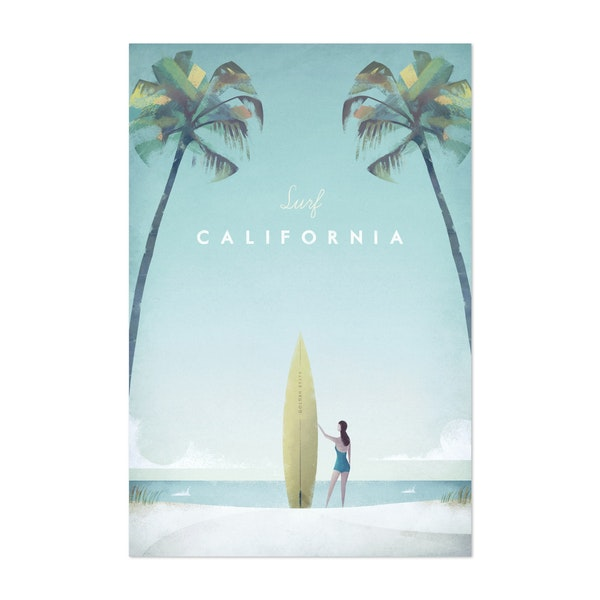 California by Henry Rivers