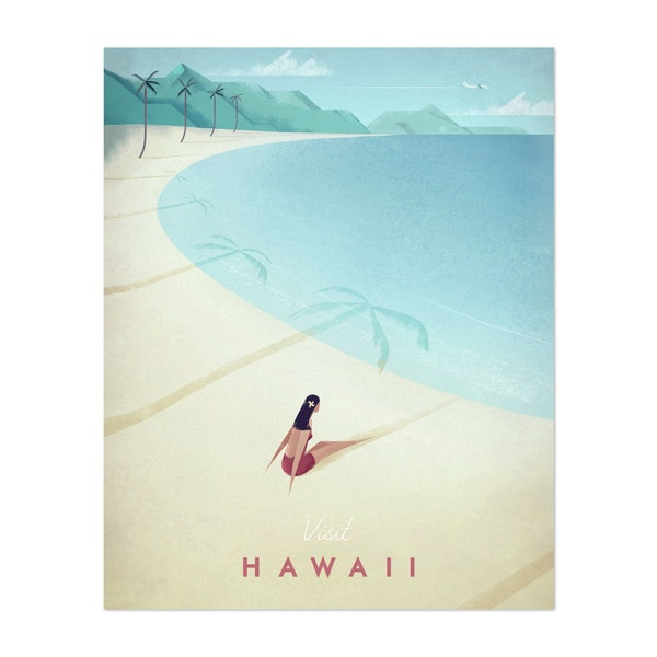 Hawaii by Henry Rivers