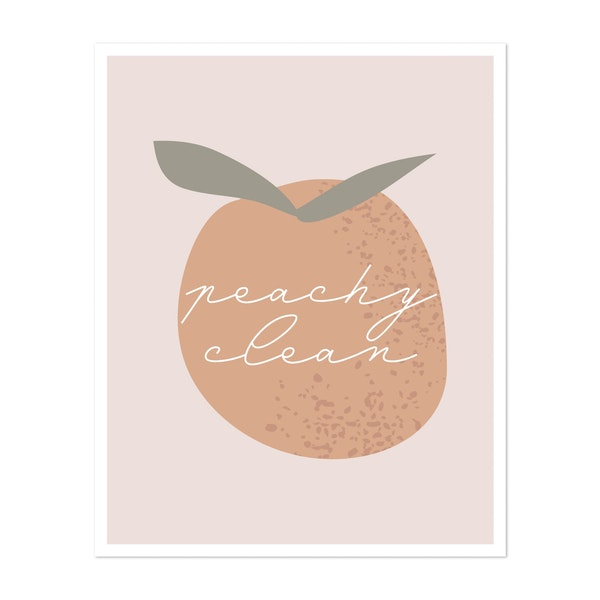 Peachy Clean Tan by Typologie Paper Co