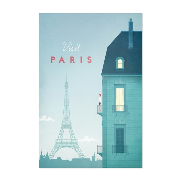Paris by Henry Rivers
