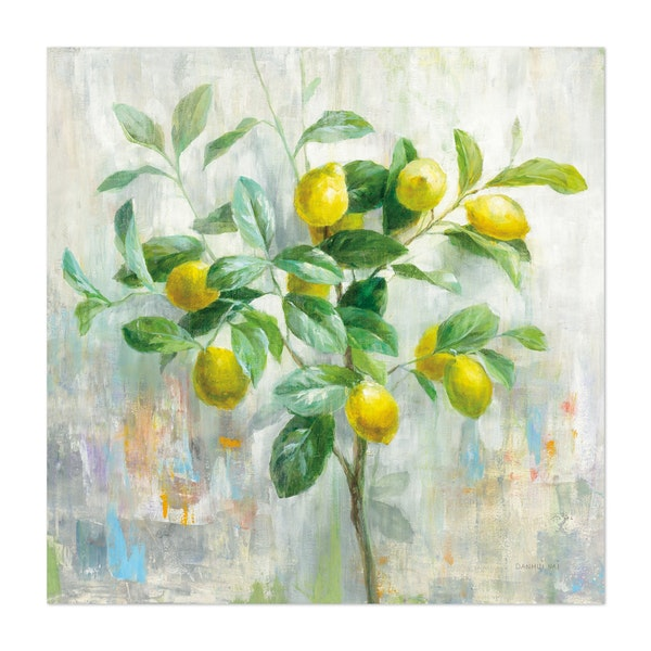Lemon Branch by Danhui Nai