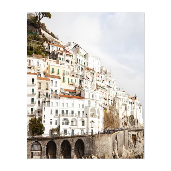 Dreaming of an Italian Seaside Vacation by Christiana Lois