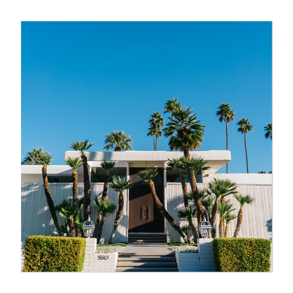 Palm Springs Architecture by Bethany Young