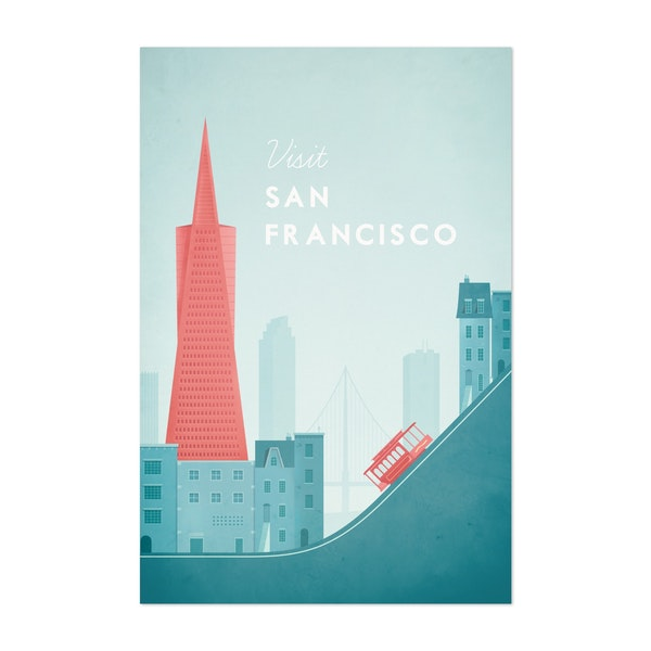 San Francisco by Henry Rivers