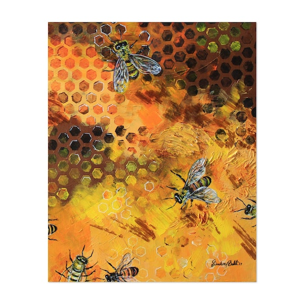 Hive Life by Wild Feather Studio