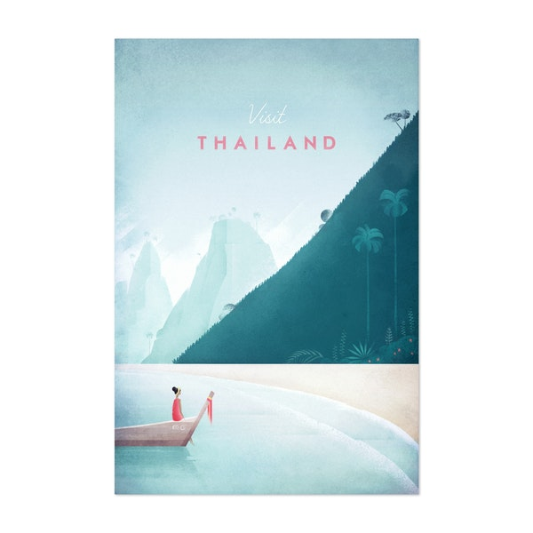 Thailand by Henry Rivers