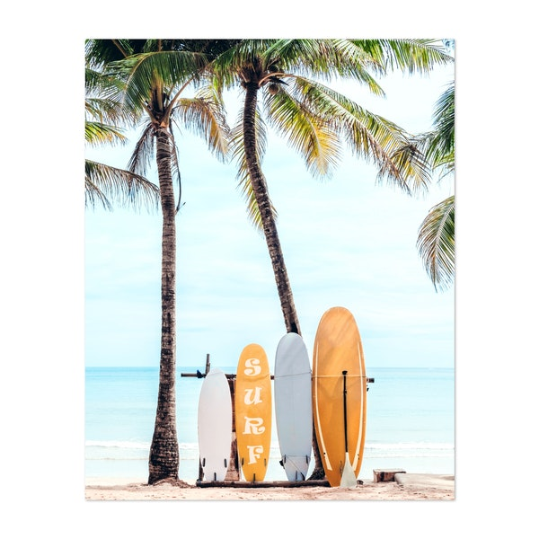 Choose Your Surfboard by Gal Design