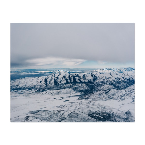 Over Utah IV by Bethany Young