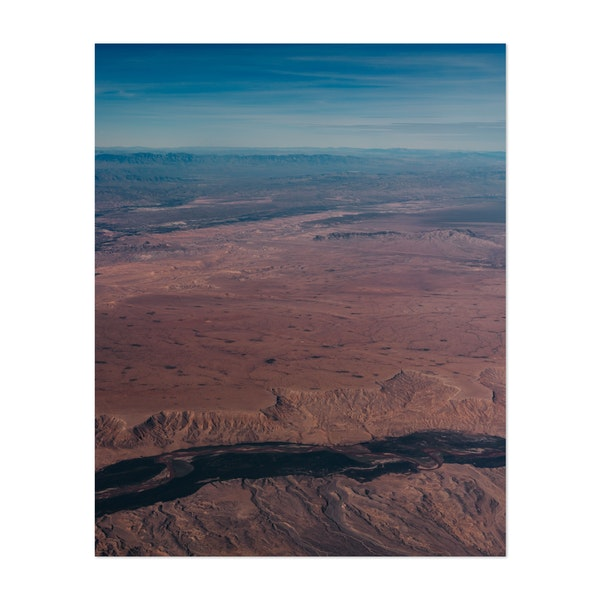 Over Nevada by Bethany Young