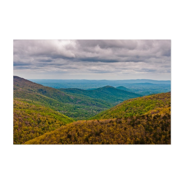 Beautiful Views from the Appalachian Trail by Walt Bilous