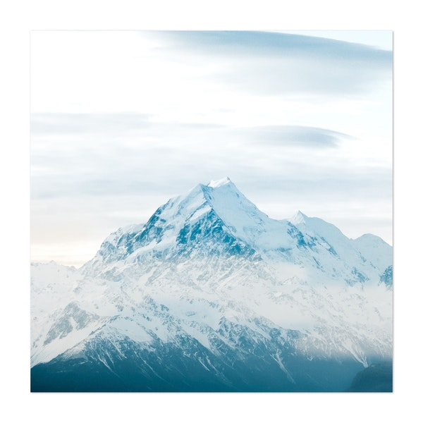 Blue mountain by Andrew Nguyen Visuals