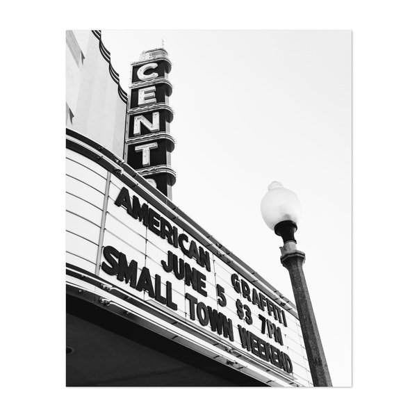 Small Town Theater by Bethany Young