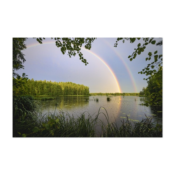 Double Rainbow by Ulf Asplund