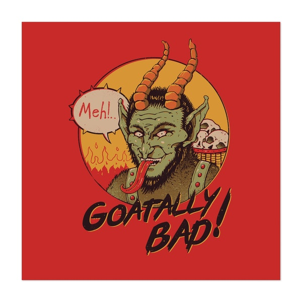 Goatally Bad by Vincent Trinidad