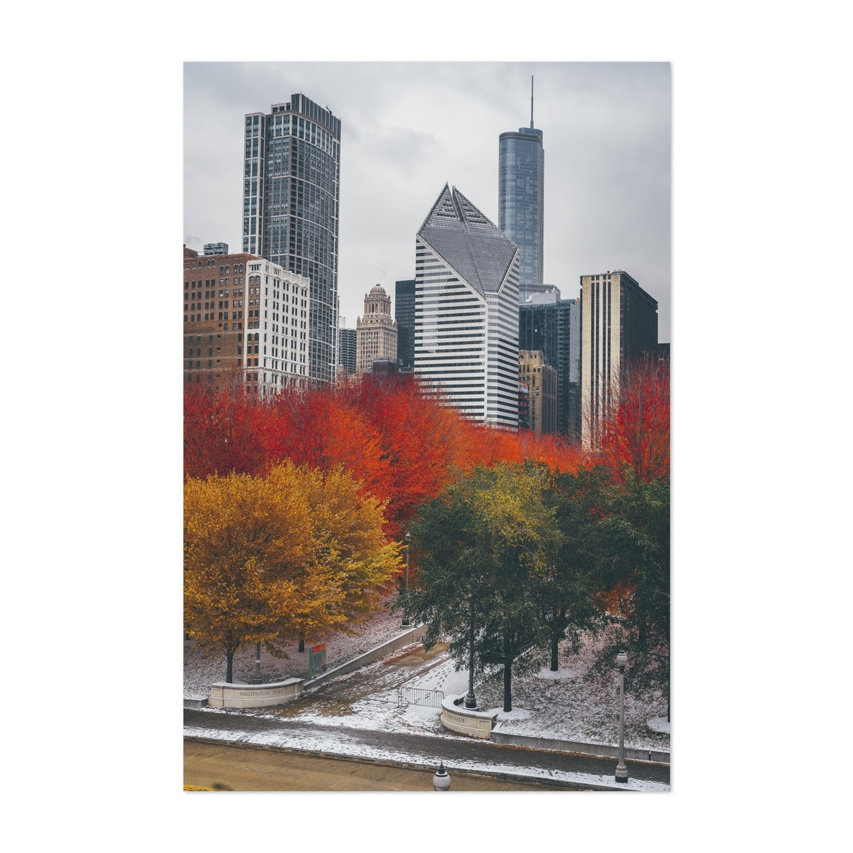 Fall in the Second City